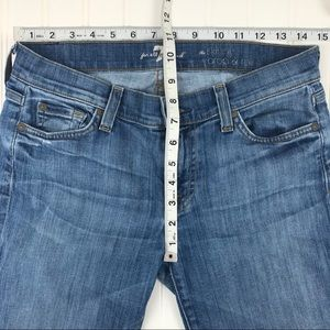 7 For All Mankind Jeans - 7 for all Mankind | the Skinny Crop & Roll Size 27